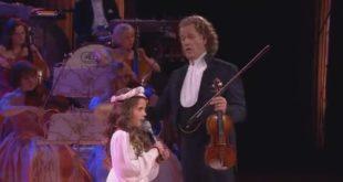 【艺术生活】荷兰9岁姑娘用美声震撼听众